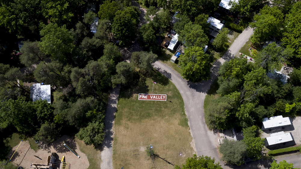 Pine Valley Park - Aerial View 4