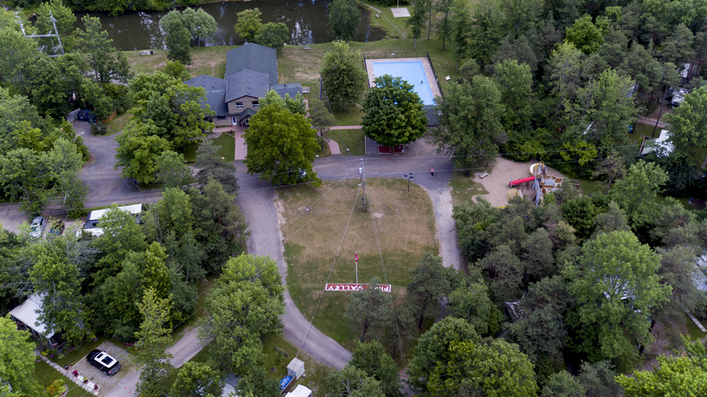 Pine Valley Park - AerialView 3